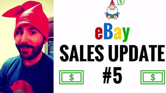 eBay clothing sales update #5 - What clothing is selling and How I make ...