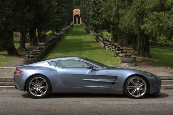 Aston Martin One 77....