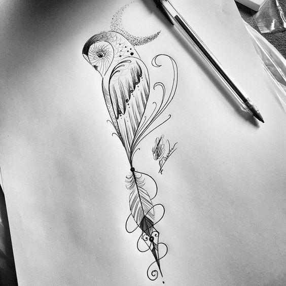 BEAUTIFUL~!! <3 I want this as my next tattoo.