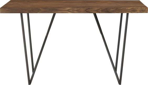 Table 799 Table Cb2 And More Dylan O Brien Dining Tables Tables