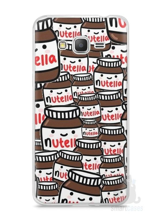 Capa Samsung Gran Prime Nutella #1 - SmartCases - Acessórios para celulares e tablets :)