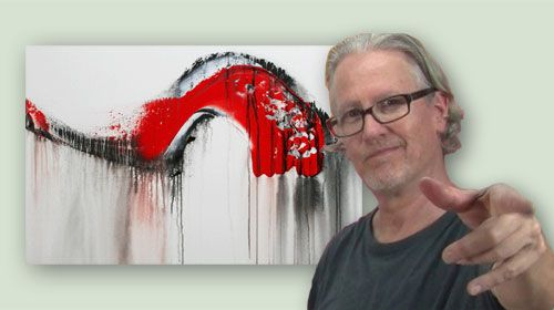 Abstract Painting Techniques with Andy Morris