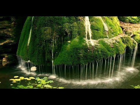 اجمل مناظر طبيعية متحركة صوت جميل هادئ جذاب Hd Youtube Waterfall Water Nature