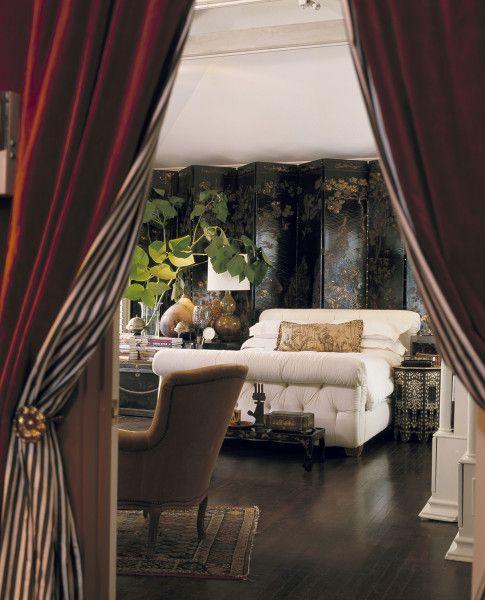 Tria Giovan | bedroom design