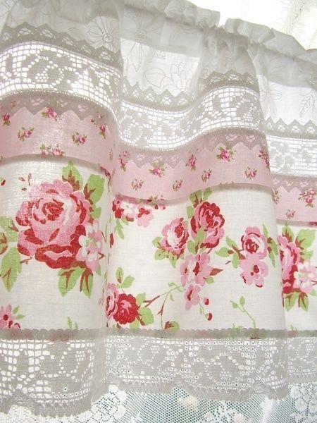 tessuti provenzali nell'arredamento shabby chic - il blog italiano ... - Foto Arredamento Shabby Chic