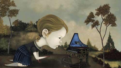 Voir une Fille en rêve. Quel est son nom, que fait-elle ? ©Lola ...