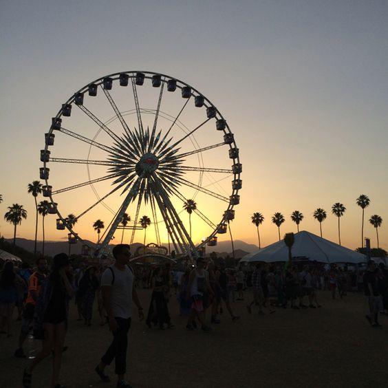 Diário de Viagem: Coachella