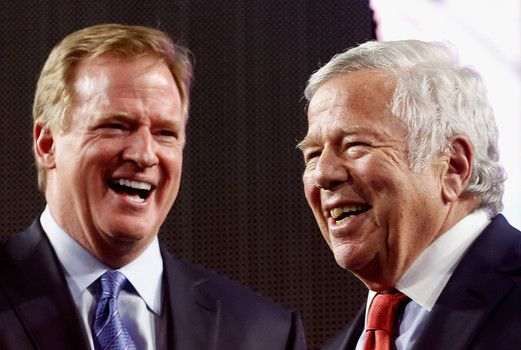 Why is the NFL out to get the New England Patriots?