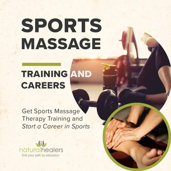 Sports Massage Training And Careers Massage Therapy Sports Massage Therapy Massage Training