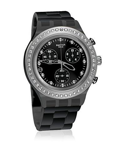 Swatch Reloj de cuarzo Unisex Full-Blooded Stoneheart Silver  43 mm