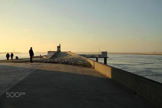 Sunset - Praia da Barra