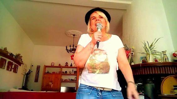 sängerin Anja Busch singt Ich mach mein Ding