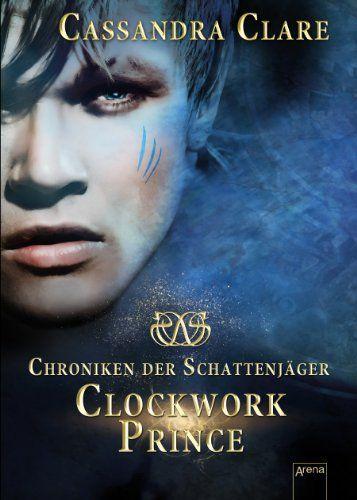 688 Seiten Clockwork Prince: Chroniken der Schattenjäger (2) von Cassandra Clare http://www.amazon.de/dp/3401064754/ref=cm_sw_r_pi_dp_9K6Ovb1WS32VP