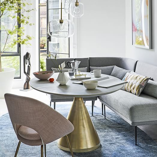 Fantastic Build Your Own Modern Banquette Dining Room In 2019 Dailytribune Chair Design For Home Dailytribuneorg