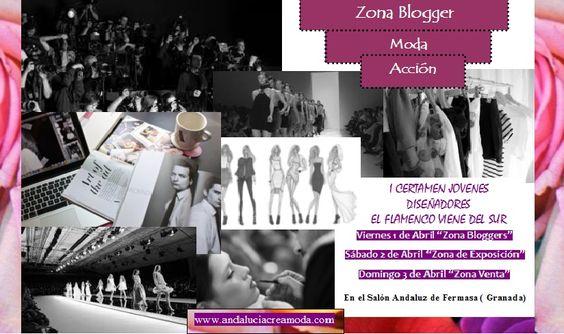 Eres blogger de moda? Te estamos buscando. #Blogger de moda de toda Andalucia + info: andaluciacreamoda@gmail.com
