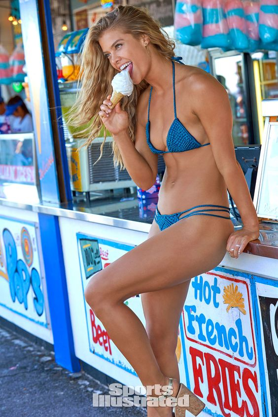 Nina Agdal stars in Coney Island feature