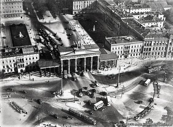 Bilderbuch Berlin - Brandenburger Tor