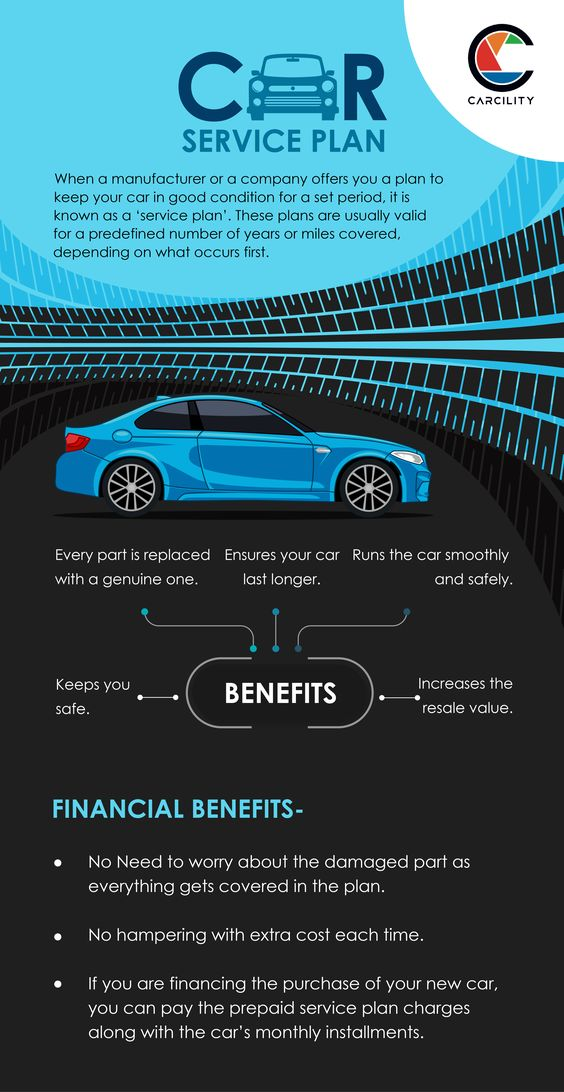 Benefits Of Having a Car Service Plan