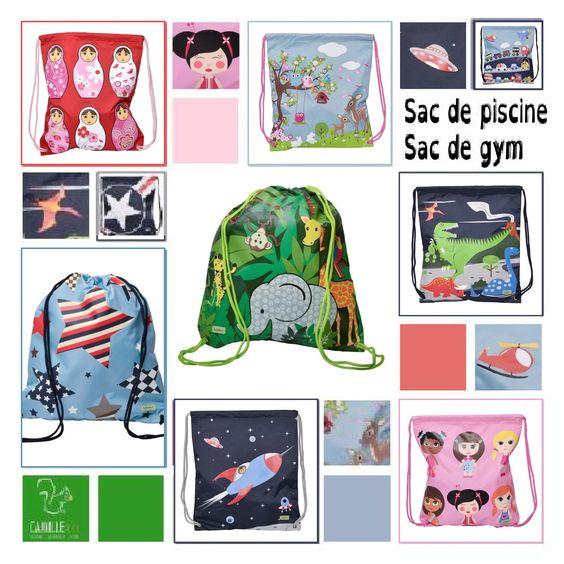 Sacs de piscine ou sac de gym, venez les découvrir en un clic ou en magasin.
