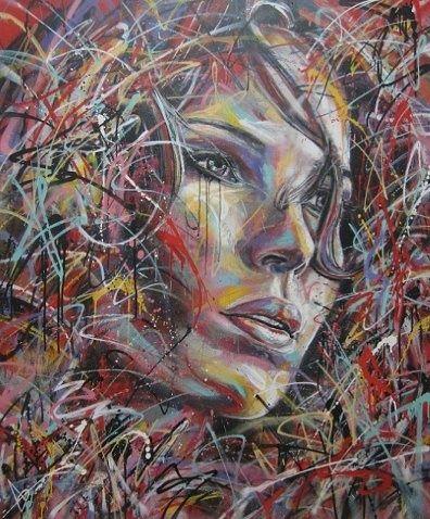 David Walker - street artist and art