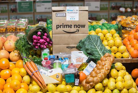 Amazon Fresh Review Is This The Best Grocery Delivery Service Delivery Groceries Grocery Delivery Service Grocery