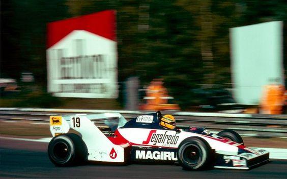 Primeiro F1 de Senna está à venda - Redação / Foto: Reprodução
