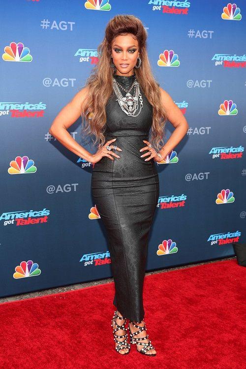 Tyra Banks In 2020 Tyra Banks America S Got Talent Tyra