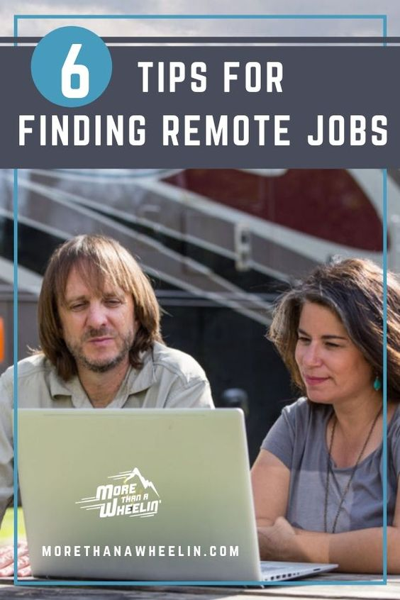 Remote Work Tips 81491