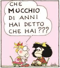 Risultati immagini per mafalda vignette: