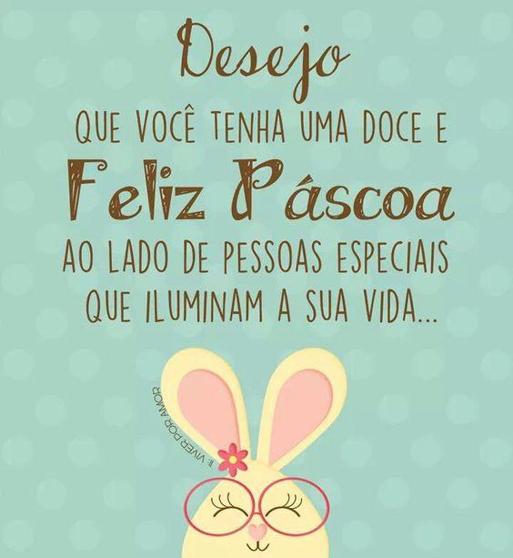 #FelizPáscoa ! #mensagens