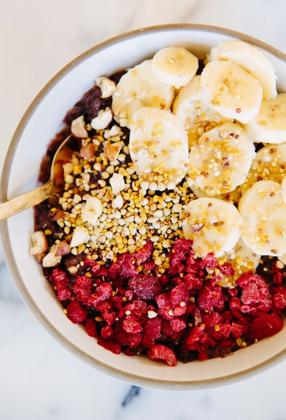 forbidden rice breakfast porridge – A House in the Hills: