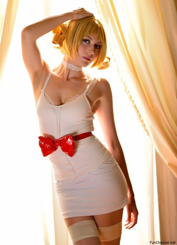 Catherine cosplay