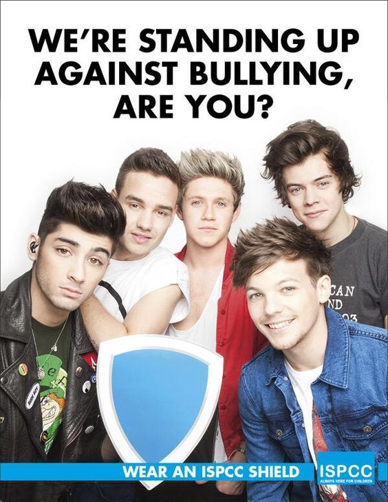 Repin if you're against bullying