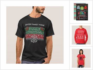2016 UGLY CHRISTMAS SWEATER   PARTY FAVORITES