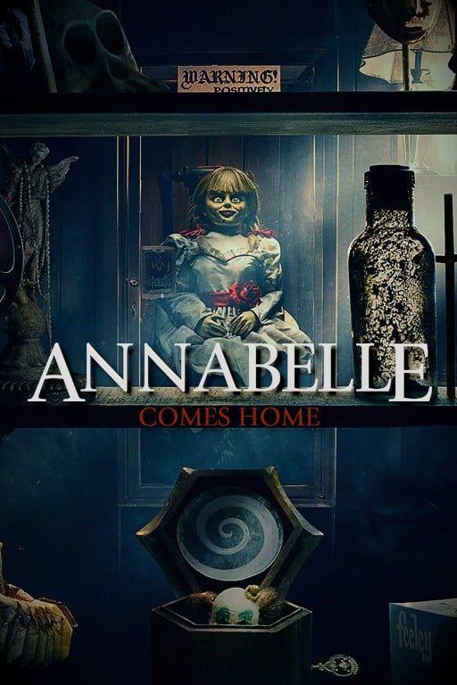 Ver Hd Annabelle Comes Home Pelicula Completa Espanol Latino Hd 1080p Ultrapeliculashd Mega Videos Linea Espanol Full Movies Lorraine Warren Home Movies