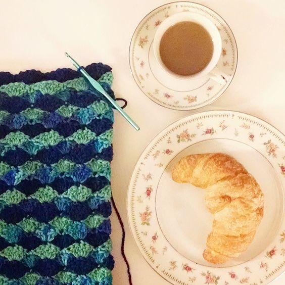 crochet video tutorial mermaid tail afghan pattern sizes small child medium teen large adult
