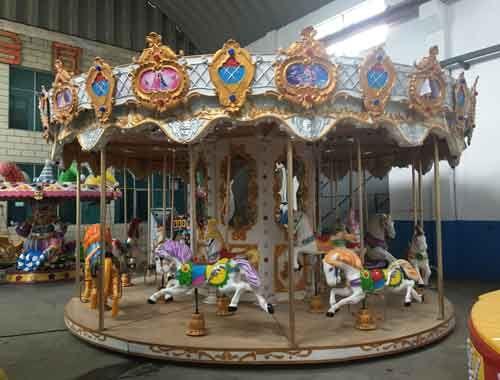 Carousel Ride For Kids