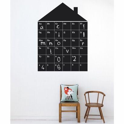 Ferm Living ABC House Wall Sticker