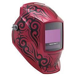 Welding Helmet, Digital Elite, Pink Art