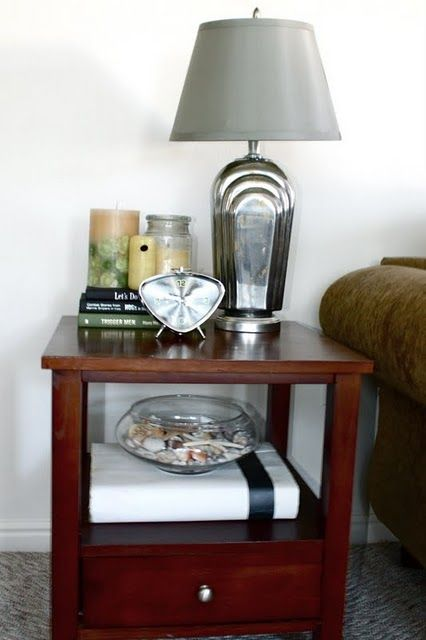 DIY mercury glass lamps...looks pretty cool and way cheaper!