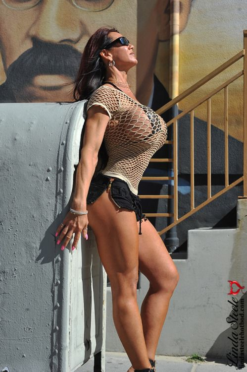 Pin On Linda Steele Fitness Cougar