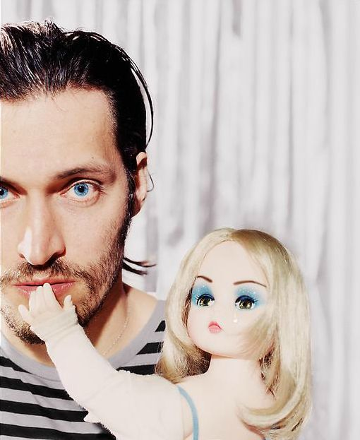 Vincent Gallo (Photography by David LaChapelle)