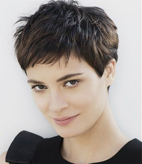 Cool Pixie Haircuts 2015 Short Pixie Haircuts And Short Pixie On Pinterest Short Hairstyles Gunalazisus