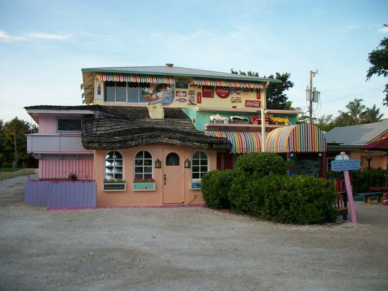 The Bubble Room, Captiva Island