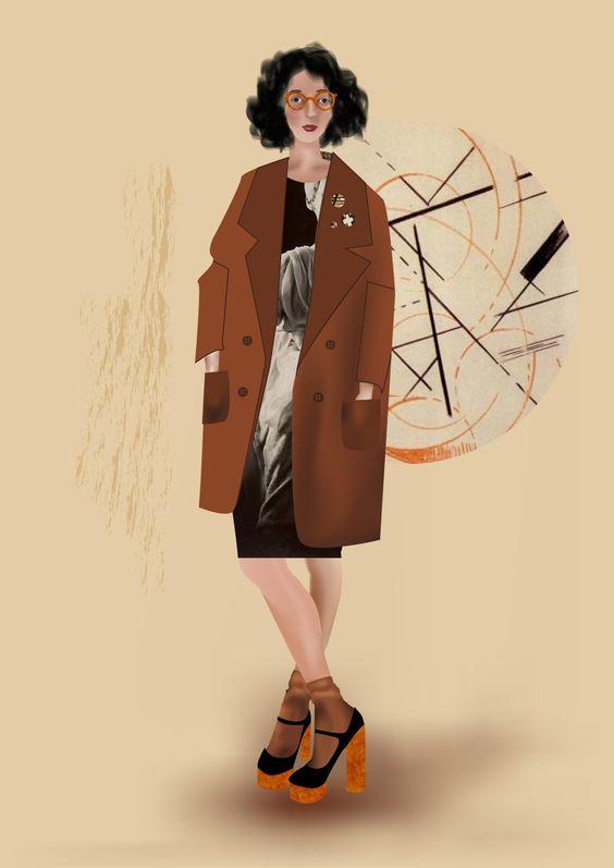 De la diseñadora Ronda J. Smith.