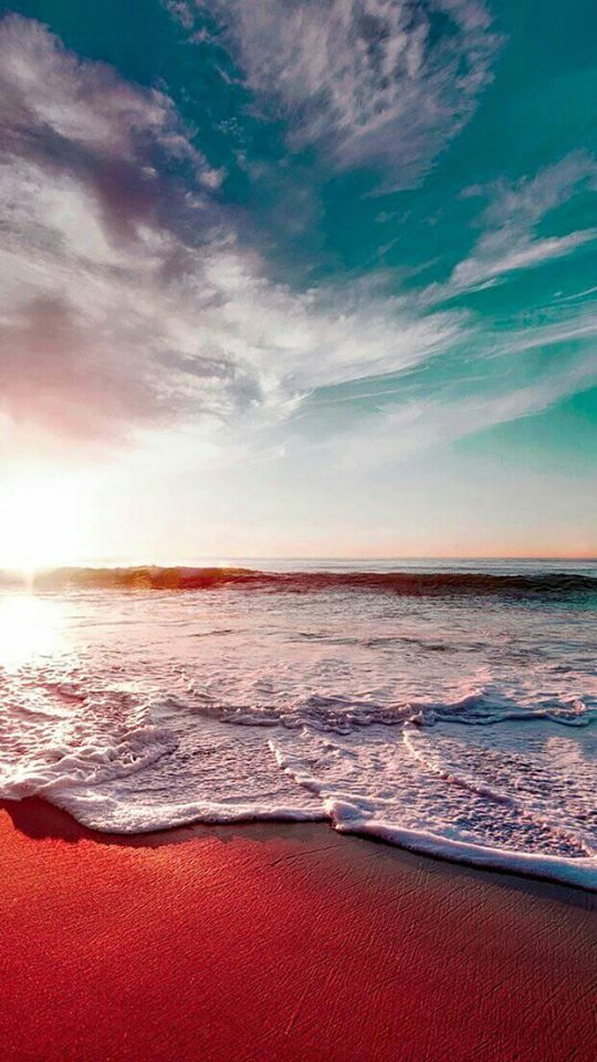 Beautiful Beach Wallpaper Ios11 Ios12 Lockscreen Homescreen Backgrounds Apple Iphone Ipad Ios Wallpaper Iphonex Iphonexs Iphonexr Termeszet Samsung