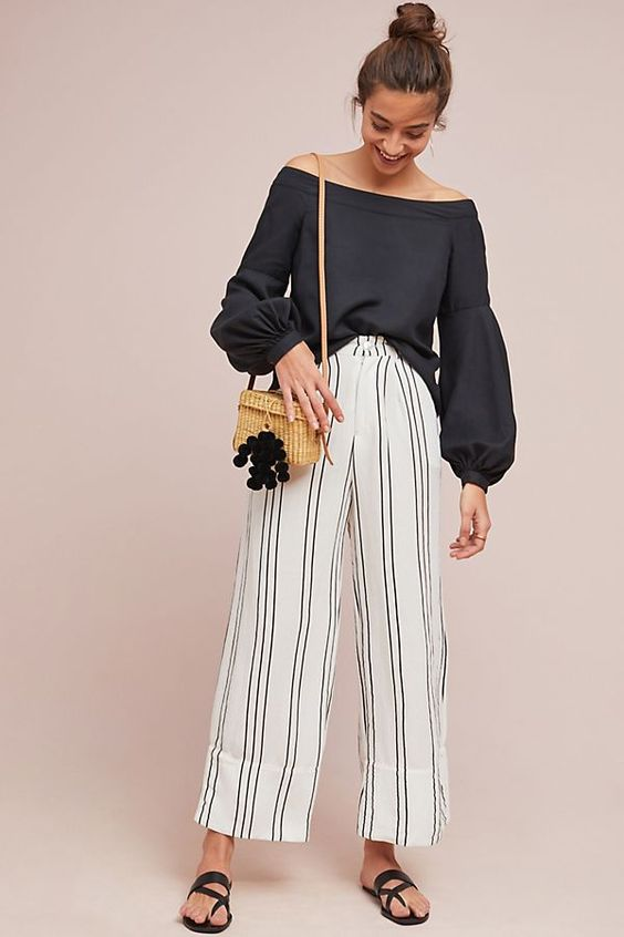 Hershell Off-The-Shoulder Blouse