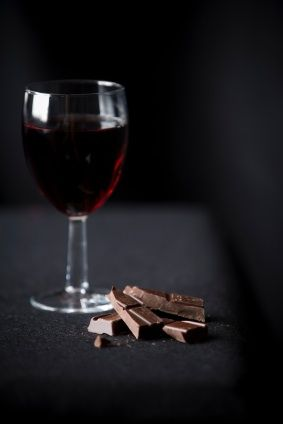 Wine and Chocolate: