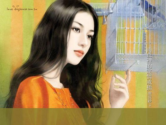 Asian Anime Girls