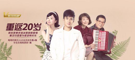 Trở Lại Tuổi 20 Trung Quốc